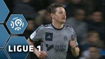 But Florian THAUVIN (77ème) / OGC Nice - Olympique de Marseille (2-1) - (OGCN - OM) / 2014-15