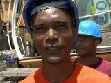 Ouvrier réunionnais pour Sarko