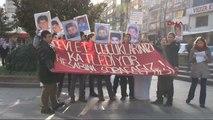 Şişli'de Çocuk Ölümleri Protestosunda Gözaltı..