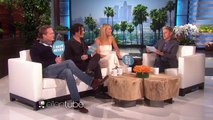 Johnny Depp And Gwyneth Paltrow Play A Revealing Game Of 'Never Have I Ever' On 'Ellen' Never Have I Ever