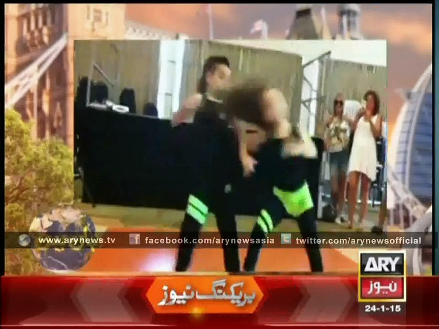 Awesome Dancing Kids  ARY NEWS TV