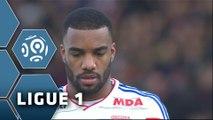 But Alexandre LACAZETTE (31ème pen) / Olympique Lyonnais - FC Metz (2-0) - (OL - FCM) / 2014-15