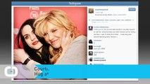 Courtney Love & Frances Bean Cobain Reunite and Hug at Kurt Cobain Documentary Premiere at Sundance
