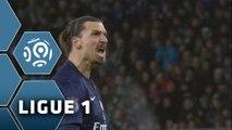 But Zlatan IBRAHIMOVIC (61ème pen) / AS Saint-Etienne - Paris Saint-Germain (0-1) - (ASSE - PSG) / 2014-15