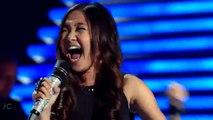 La performance vocale de cette jeune chanteuse va bluffer jusqu'à ses propres musiciens !