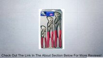 KNIPEX 00 20 06 US2 3-Piece 7, 10 and 12 Pliers Wrench Set Review