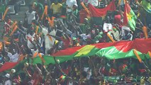 Africa Cup of Nations: Congo 2-1 Burkina Faso