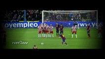 Freekick Masters ● Pirlo ● Messi ● Ibra ● Ronaldo ● Ronaldinho HD