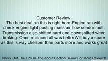 BMW Air Mass Sensor- 13621432356- 3 series E46, 5 series E39, X5 series E53 & Z3 series E36 Review