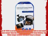 Battery And Charger Kit For Sony HDR-CX130 HDR-CX150 HDR-CX160 HDR-CX560V HDR-CX700V HDR-PJ10