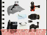 All in 1 ATV/Bike Mount Kit For For GoPro HD HERO3 GoPro HERO3  and GoPro AHDBT-201 AHDBT-301