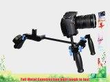 Fancierstudio DSLR RIG FTV-50 DSLR Rig Movie Kit Shoulder Rig Mount with 1 year warranty By