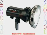 Photogenic StudioMax III AC/DC Operated 320ws Constant Color Monolight with Reflector