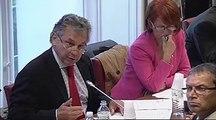 Audition de M. Rémy Pflimlin, pdt de France Télévisions, sur l'exécution du contrat d'objectifs et de moyens - Mardi 25 Septembre 2012