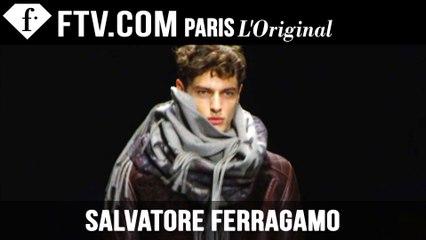 Salvatore Ferragamo Men Fall/Winter 2015-16 | Milan Men's Fashion Week | FashionTV