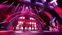 Innova Irish Dance Company are the belles of BGT   Britain's Got Talent 2015