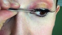 Makeup Tutorial: applying your fake eye lashes