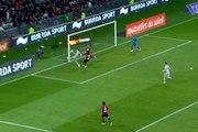 Nice 2-1 OM : le but de Florian Thauvin (77e)