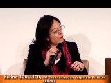 Karine BOULLIER, HR COMMUNICATION CORPORATE DIRECTOR, Groupe SANOFI, 14eme rencontre de l'OBSdesRSE - Connective Innovation : l'Intelligence en réseau