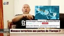 Alain soral - Répond sur le terrorisme en Europe