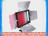 YONGNUO YN-160 160 LED Camera Video Light With remote For Canon  Nikon  samsung  Olympus  JVC