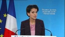 """Najat Vallaud-Belkacem : """"Oui, l'école a une fonction morale"""""""