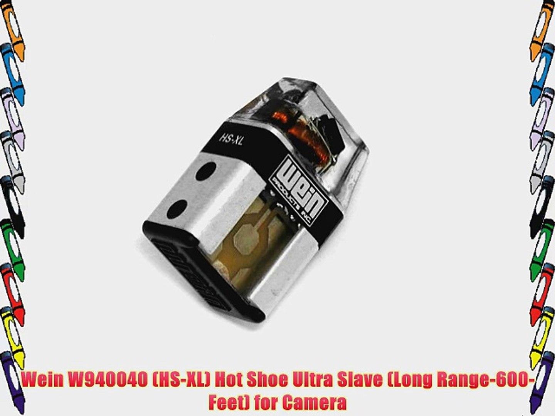for Camera Wein W940050 Indoor Range-150-Feet Micro Slave L8