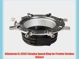 Elinchrom EL 26531 Rotalux Speed Ring for Profoto Strobes (Silver)