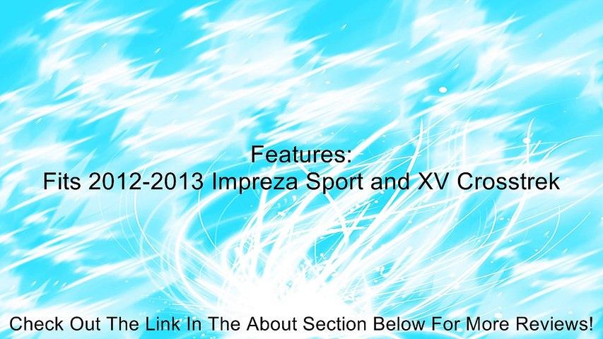 SUBARU 2012 IMPREZA 5 DOOR BASE CROSS BAR SET - AERO Review