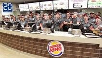 Le 1er Burger King lillois a ouvert ses portes