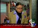 Pervez Rashid have been assigned to criticize Imran Khan Statements, Hassan Nisar