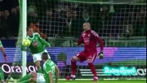 Saint Etienne vs Paris Saint Germain (PSG ) 0 - 1 All Goals Highlights Ligue 1 2014 - 2015