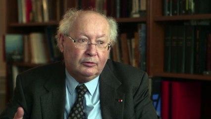 Entretien avec Serge Klarsfeld, historien français