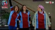 Zengin kız Fakir oğlan dizisinde Trabzonspor fırtınası!