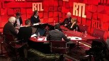 Stéphane Bern reçoit Mathilde Seigner et Bernard Murat dans A La Bonne Heure Partie 3 du 26-01-2015