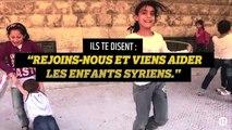 #Stopdjihadisme : Ils te disent de les rejoindre pour venir aider les enfants syriens…