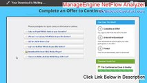 ManageEngine NetFlow Analyzer Full [manageengine netflow