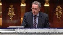 Loi Macron : le rapporteur général s'en prend à l'opposition et aux frondeurs