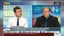 Le Club de la Bourse: Pascal Bernachon, Christian Parisot et Vincent Ganne - 26/01