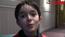 Rennes : Antonin, 10 ans, a interviewé François Hollande