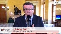 """TextO' : Loi Macron : Christian Paul (PS) : """" Cette loi n'est pas à la hauteur"""""""