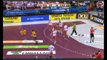Końcówka meczu Polska - Szwecja ! Polska - Szwecja 24:20 Piłka Ręczna MŚ Katar 2015