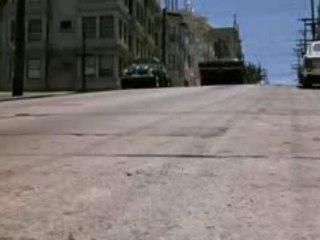 Bullitt: high-speed chase