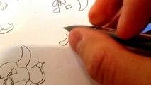 how to draw Pokemons Tauros