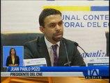 Autoridades del CNE y del TCE suscribieron convenio de cooperación