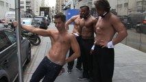 TMZ Photog Strips For Strippers