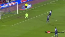 Iago Falque Goal  Napoli 1 - 1 Genoa Serie A 26-1-2015