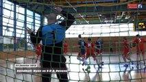 La caméra en balade - Match de Handball: Nyon vs Sullens-Boussens & Renens (27.01.2015)