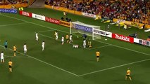 Tim Cahill scores bicycle kick for Australia