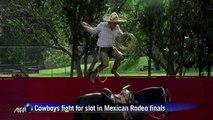 'Los Cowboys' follows cast of urban Mexican cowboys